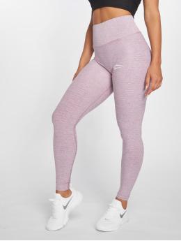 Smilodox Спортивные колготки Yura High Waist пурпурный