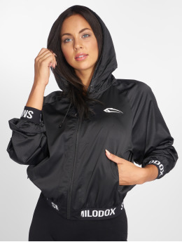 Smilodox Lightweight Jacket You Training black