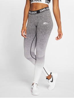 Smilodox Sportleggings Seamless Recent zwart