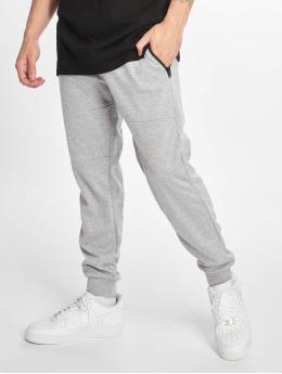 Southpole Спортивные брюки Basic Tech Fleece серый