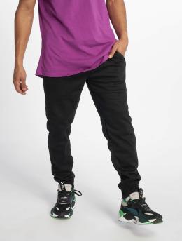 Southpole Спортивные брюки Marled Tech Fleece черный