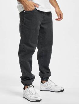Southpole Спортивные брюки Denim Jogger  черный