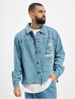 Southpole Camisa Denim  azul