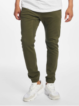 Southpole Chino Stretch oliva