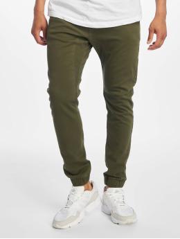 Southpole Chino pants Stretch olive