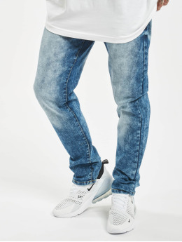 Southpole Jean skinny Stretch Basic Denim bleu