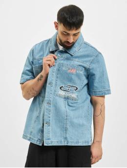 Southpole Košele Shirt modrá