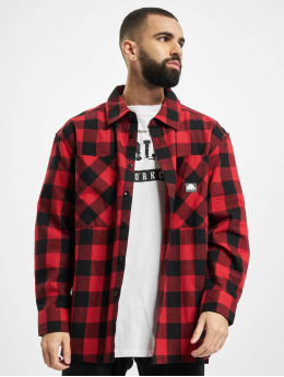 Southpole overhemd Check Flannel  rood