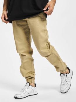 Southpole Pantalon chino Twill  beige