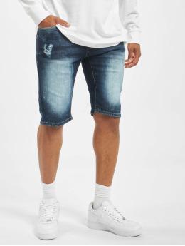 Southpole Pantalón cortos Basic Denim azul