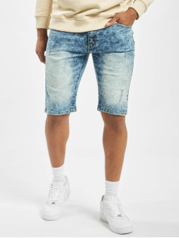 Southpole Shorts Basic Denim blå