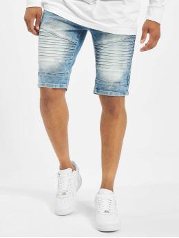 Southpole shorts Biker blauw