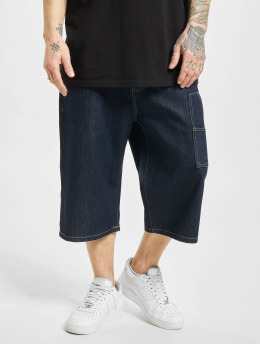 Southpole Shorts Denim Shorts indaco