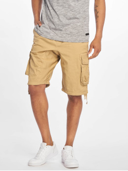 Southpole Shorts Jogger Cargo Fine Twill khaki