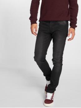 Southpole Slim Fit Jeans Flex Basi čern