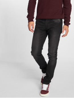 Southpole Slim Fit Jeans Flex Basi sort