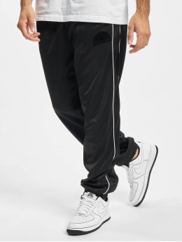 Southpole Spodnie do joggingu Tricot  czarny