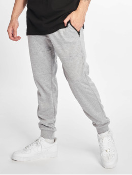Southpole Spodnie do joggingu Basic Tech Fleece szary