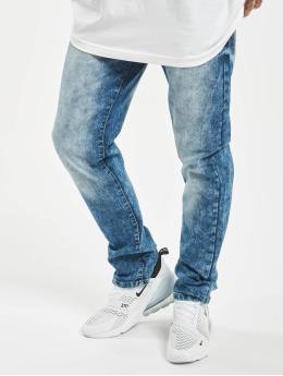 Southpole Straight Fit Jeans Stretch Basic Denim blå