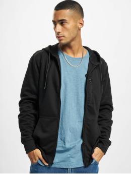 Southpole Sweat capuche zippé Taped Tech Fleece Full  noir