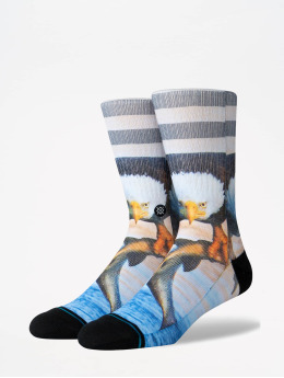 Stance Calcetines Foundation Eddy gris