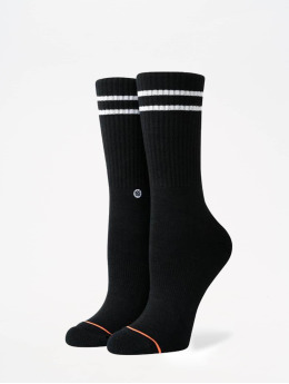 Stance Calcetines Uncommon Solids Vitality negro