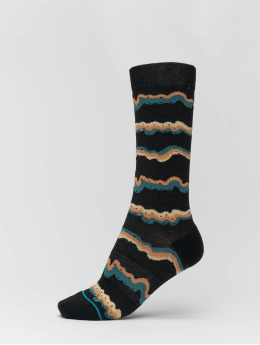 Stance Calcetines Melting negro