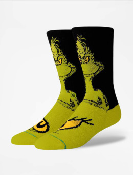 Stance Calcetines The Grinch verde