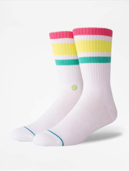 Stance Chaussettes Boyd 4 blanc