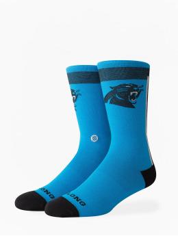 Stance Chaussettes Panthers Belong bleu