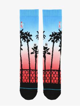 Stance Chaussettes Logoman Palms multicolore