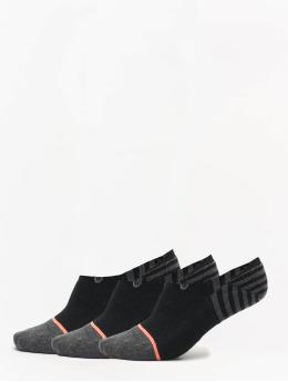 Stance Chaussettes Uncommon Solids Sensible 3 Pack noir