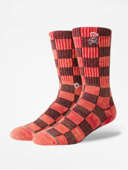 Stance Chaussettes Santarchy  rouge