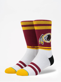 Stance Chaussettes Redskins Logo rouge