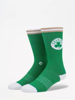 Stance Chaussettes NBA On Court vert