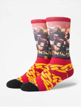 Stance Ponožky Cuban Linx èervená