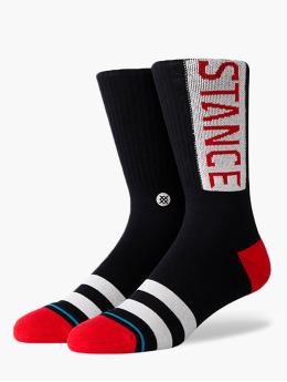Stance Ponožky OG  èervená