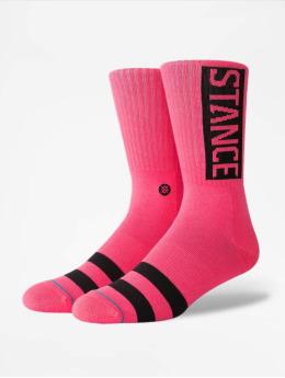 Stance Ponožky OG pink