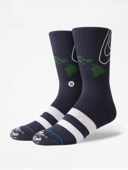 Stance Socken Swell blau