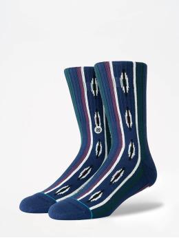 Stance Socken Foundation Acadia blau