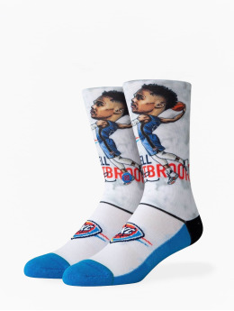 Stance Socken Westbrook Big Head blau
