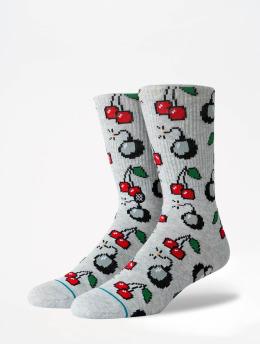 Stance Socken Cherri Bomb grau