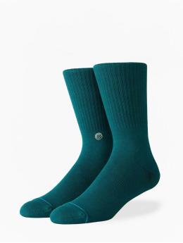 Stance Socken Icon grün