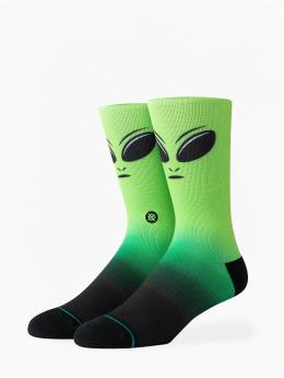 Stance Socken Leader grün