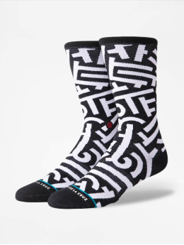 Stance Socken Aaron De La Cruz  schwarz