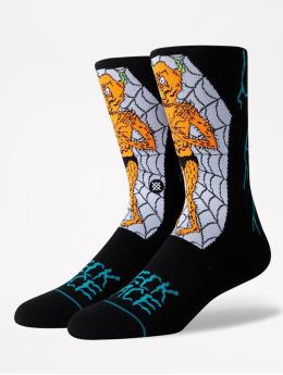 Stance Socken Neckface Coffin schwarz