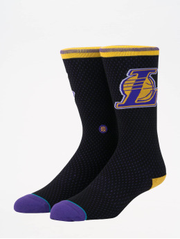 Stance Socken NBA On Court Collection Lakers Jersey schwarz
