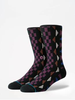 Stance Socken Foundation Aztec schwarz
