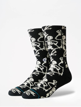 Stance Socken Lifestyle Grateful schwarz
