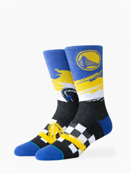Stance Socken Warriors Wave Racer schwarz